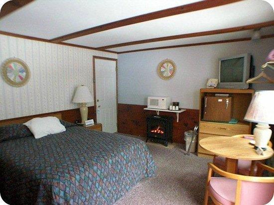 Bay Top Motel : Jacuzzi Room
