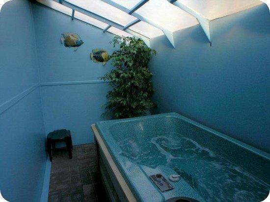 Bay Top Motel : Room 11 Jacuzzi Room