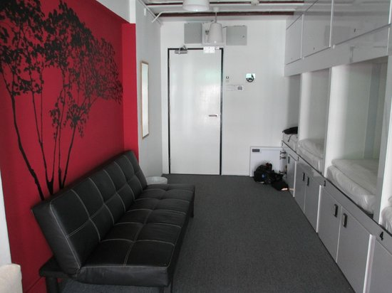 Wink Hostel: The female room