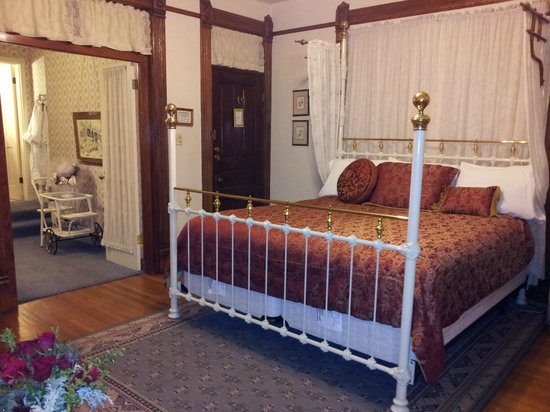 Castle Marne Bed & Breakfast: Presidential Suite