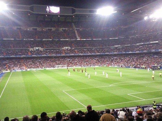 Descubra Madrid: Santiago Bernabeu