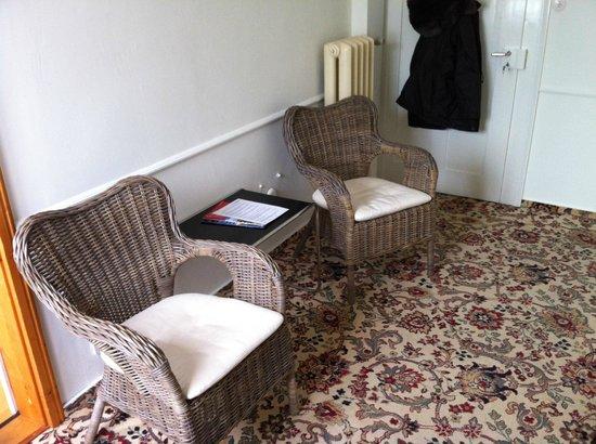 Hotel am Bach: Wohnzimmer