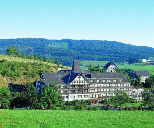 Sauerland Alpin Hotel: Exterior