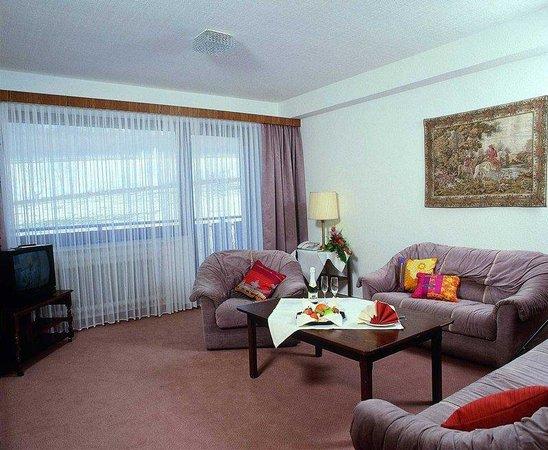 Sauerland Alpin Hotel: Superior Room