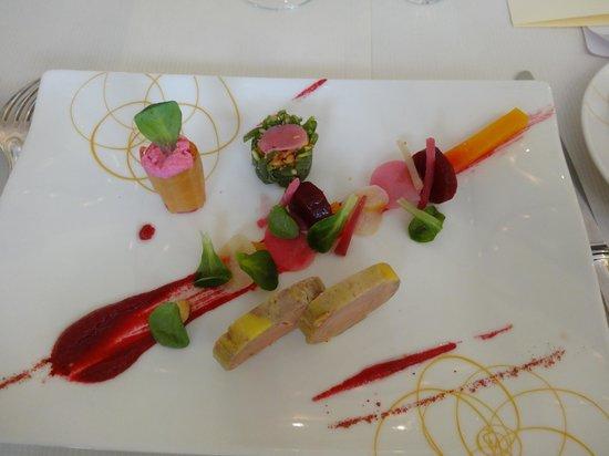 Restaurant La Table Saint Just Melun
