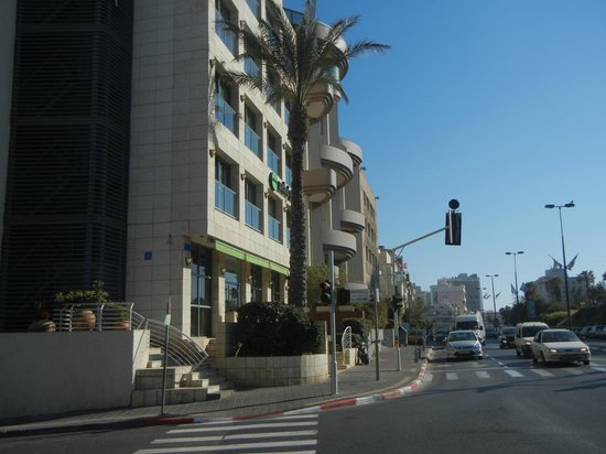 Melody Hotel   Tel Aviv - an Atlas Boutique Hotel: Melody on the Ha Yarkon Street
