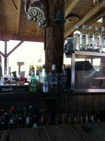 Ocean Front Hotel & Restaurant: the bar