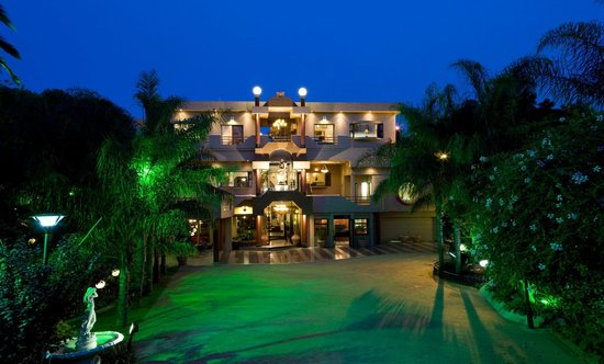 Villa Simonne: Hotel