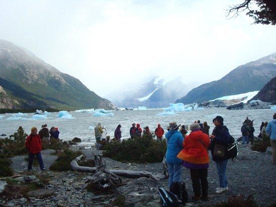 Onelli Glacier: Glaciar Onelli