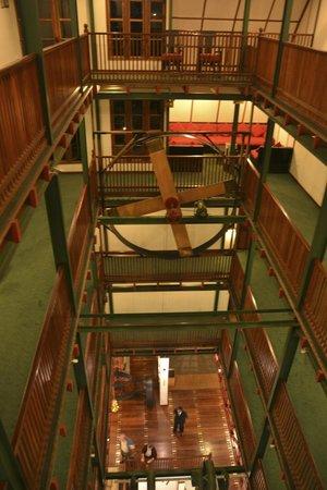 Heritance Tea Factory: Etages
