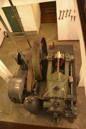 Heritance Tea Factory: Machinerie