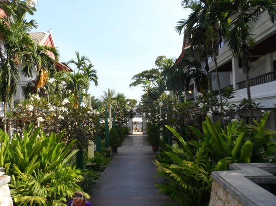 Novotel Samui Resort Chaweng Beach Kandaburi: beautiful weather at the resort