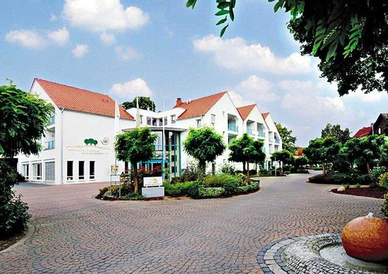Ringhotel Kurhaus Bad Westernkotten: Exterior view Bad Westernkotten