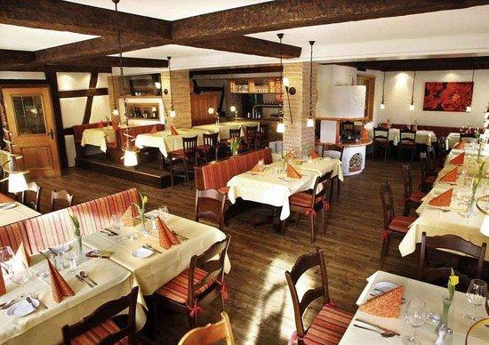 Hotel Die Krone: Restaurant Die Krone