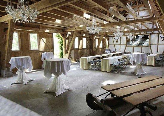 Hotel Die Krone: Banquet room Die Krone