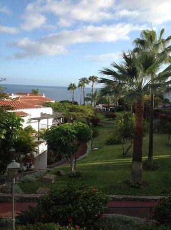 Hotel Jardin Tecina: Blick aus unserem Zimmer (61)