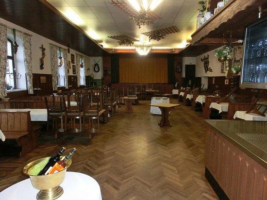 Forsthof: Nebenzimmer/Festsaal