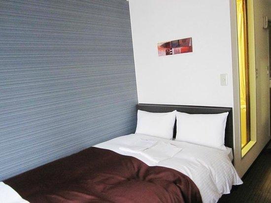 Hotel MyStays Nippori: Bed