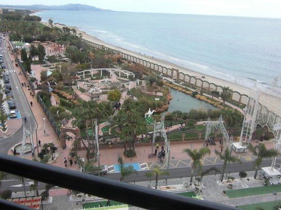 Apartamentos Marina d'Or Multiservicio: Desde la terraza
