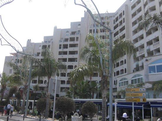 Apartamentos Marina d'Or Multiservicio: Vista apartamentos