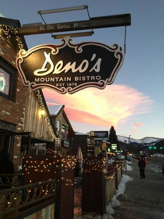 Deno's Mountain Bistro