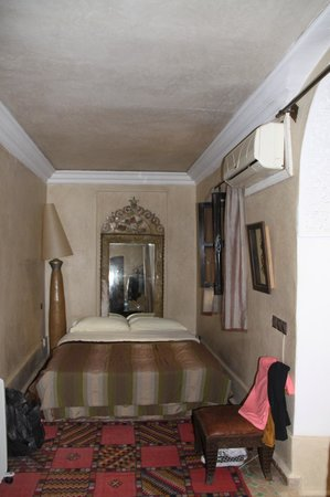 Riad Amani : cannelle double room