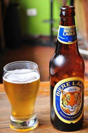 La Salsa: Beer