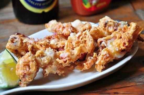 La Salsa: Calamari