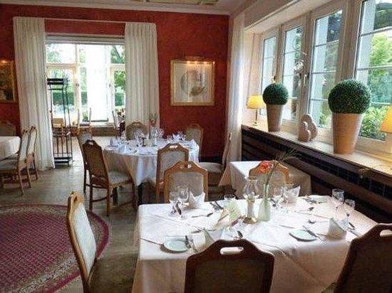 Akzent Hotel Saltenhof: Restaurant View