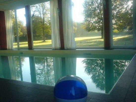 Akzent Hotel Saltenhof: Pool View
