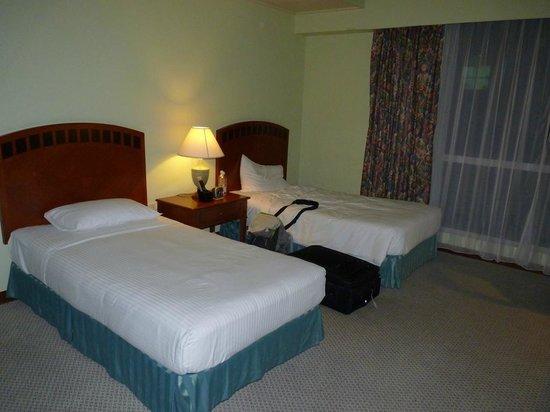 โรงแรมเดอะลินเดน สวีท มะนิลา: Bedroom