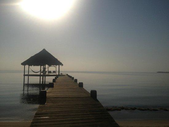 Maya Beach Hotel: On mornings