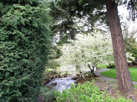 Columbia Gorge Hotel & Spa: Beauty everywhere