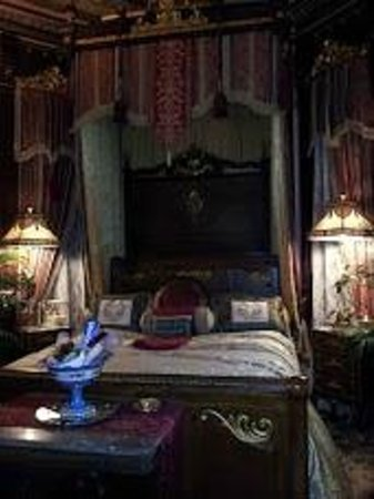The Frederick Stegmaier Mansion : Amelia's Suite, our room for the night