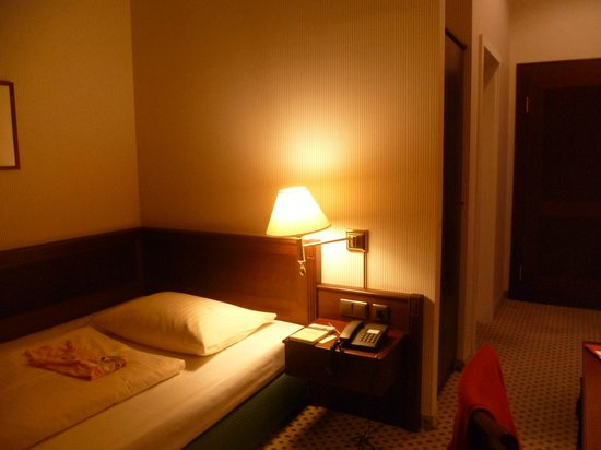 Romantik Hotel Tuchmacher: My single room