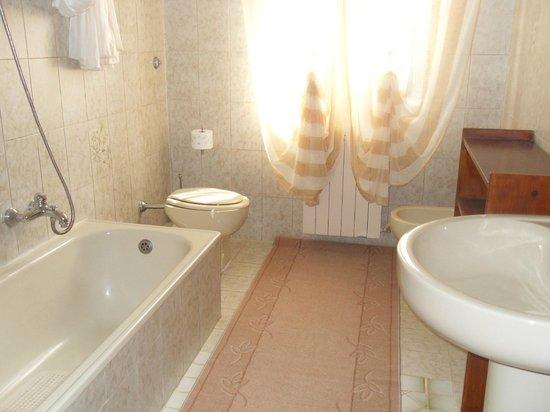 The Sun B&B: Il nostro bagno