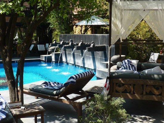 Dwarika's Hotel: Pool