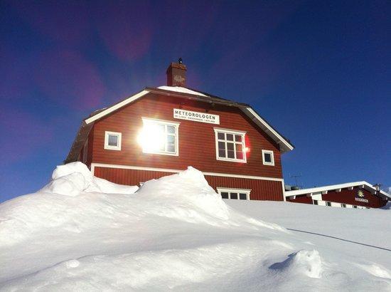 Meteorologen Ski Lodge Riksgränsen Sweden
