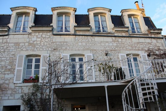 Hotel Diderot: Hotel Front view
