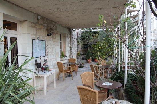 Hotel Diderot: Al Fresco Area