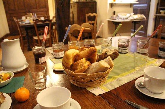 Hotel Diderot: Breakfast