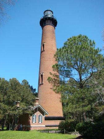 Corolla Light Resort: Currituck Lighthouse.