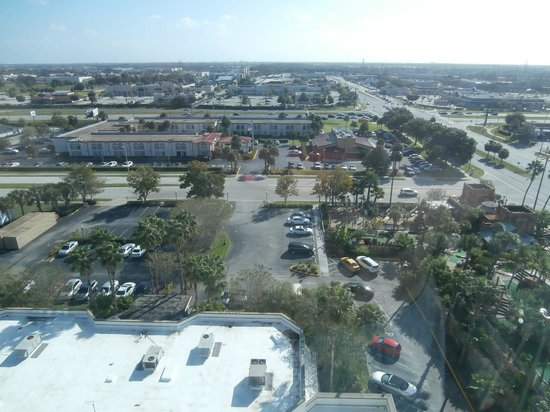 Four Points by Sheraton Orlando International Drive: View from room