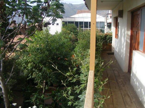 Kukuli Lodge : The lodge