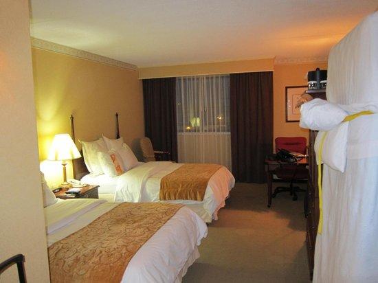 McKinley Grand Hotel: номер