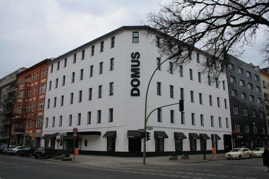 Domus Hotel Berlin Ku'Damm: Außenansicht