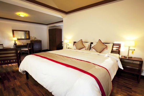 Shambaling Boutique Hotel : Deluxe room