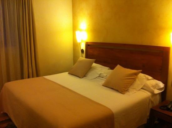 Hotel El Convent: habitación