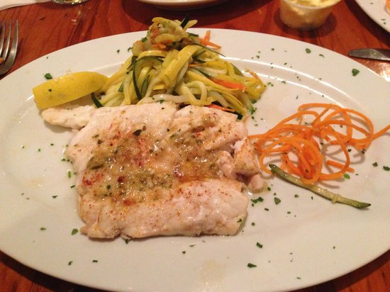 The Fish Monger: Broiled Grouper