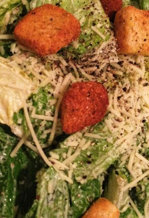 The Fish Monger: Caesar Salad